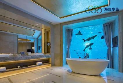 大理海洋酒店-上海海奥水族馆